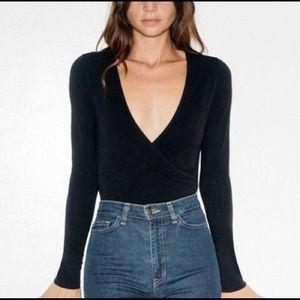 American Apparel Other - American Apparel Black Bodysuit